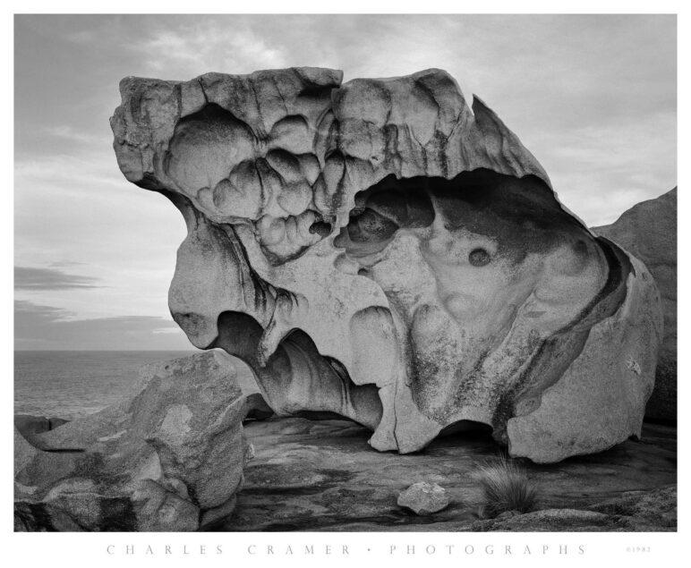 Large Rock, Remarkable Rocks, Australia  1981