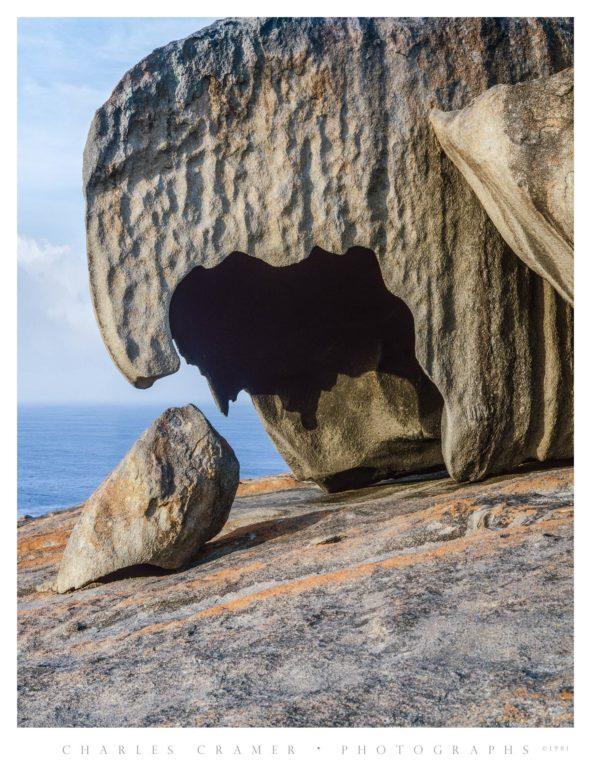 Parrot's Beak, Remarkable Rocks, Australia
