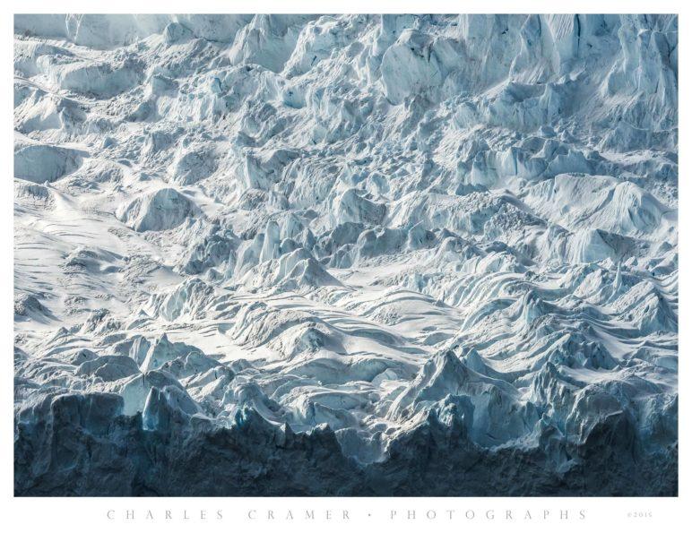 Glacier Detail, Antarctic Peninsula