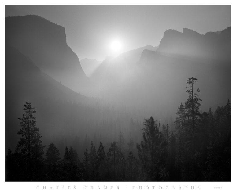 Summer Sunrise, Yosemite