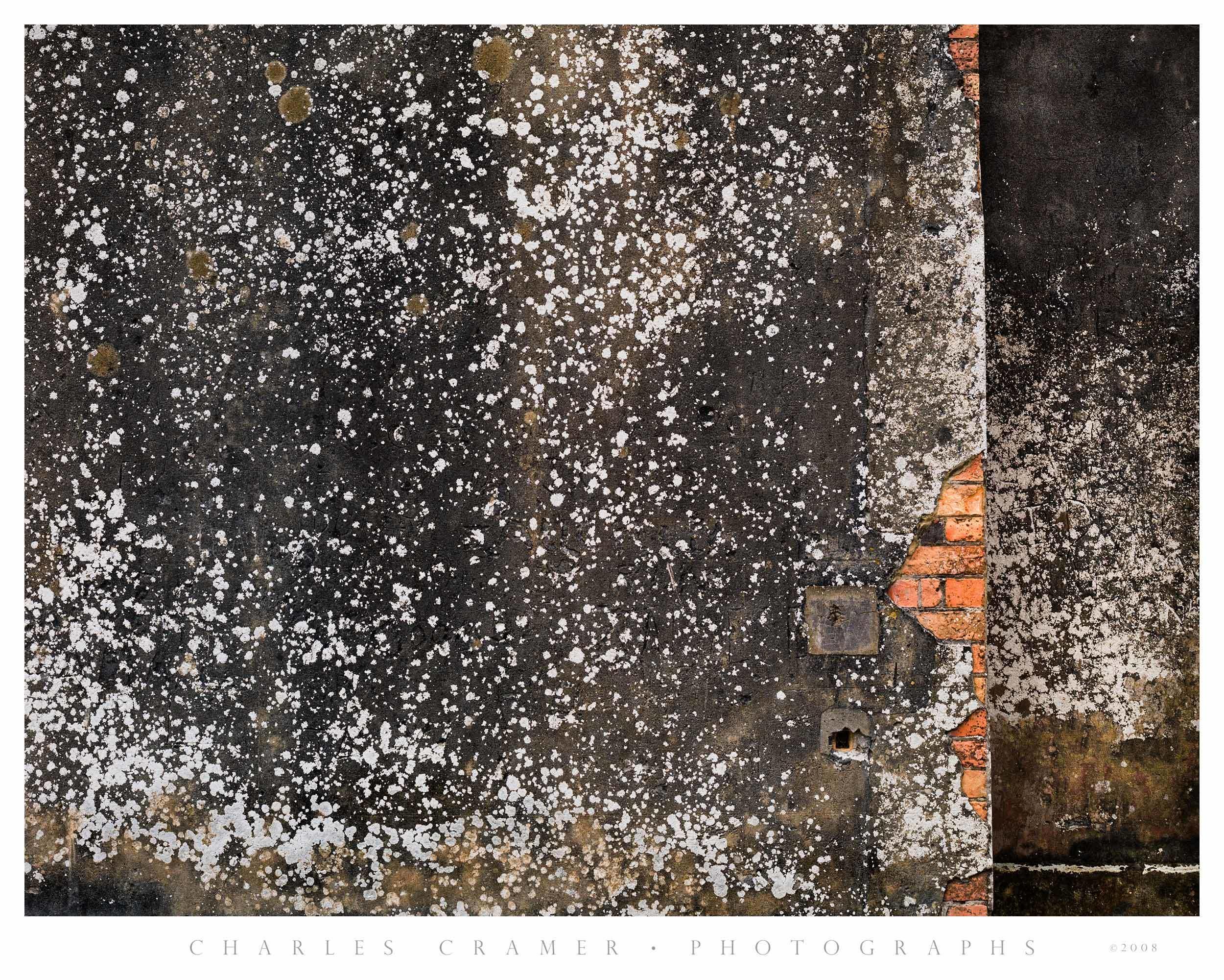 Wall Detail, Penal Colony Ruins, Tasmania, Australia