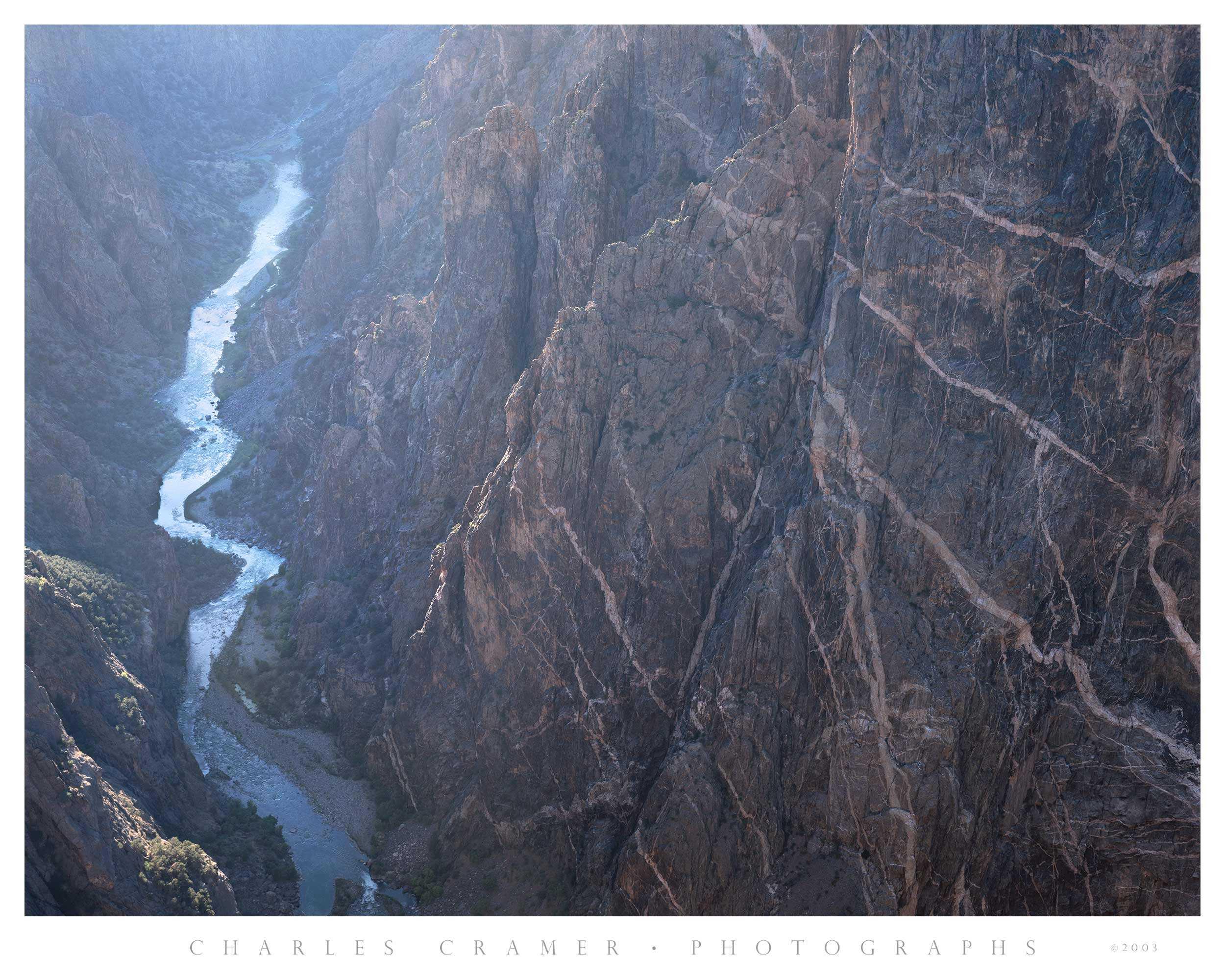 Gunninson River, Black Canyon of the Gunnison