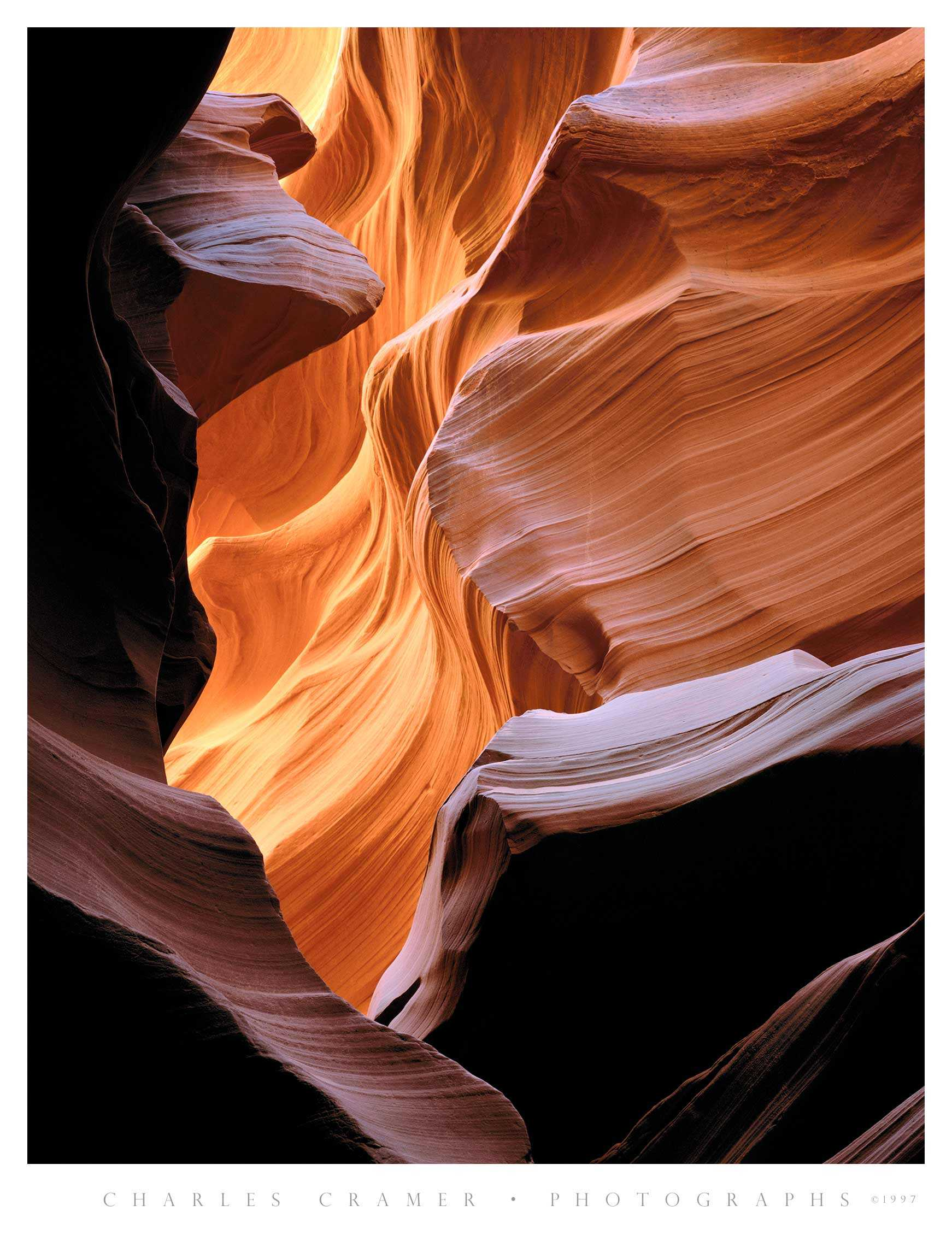 Waves, Lower Antelope Canyon, Arizona