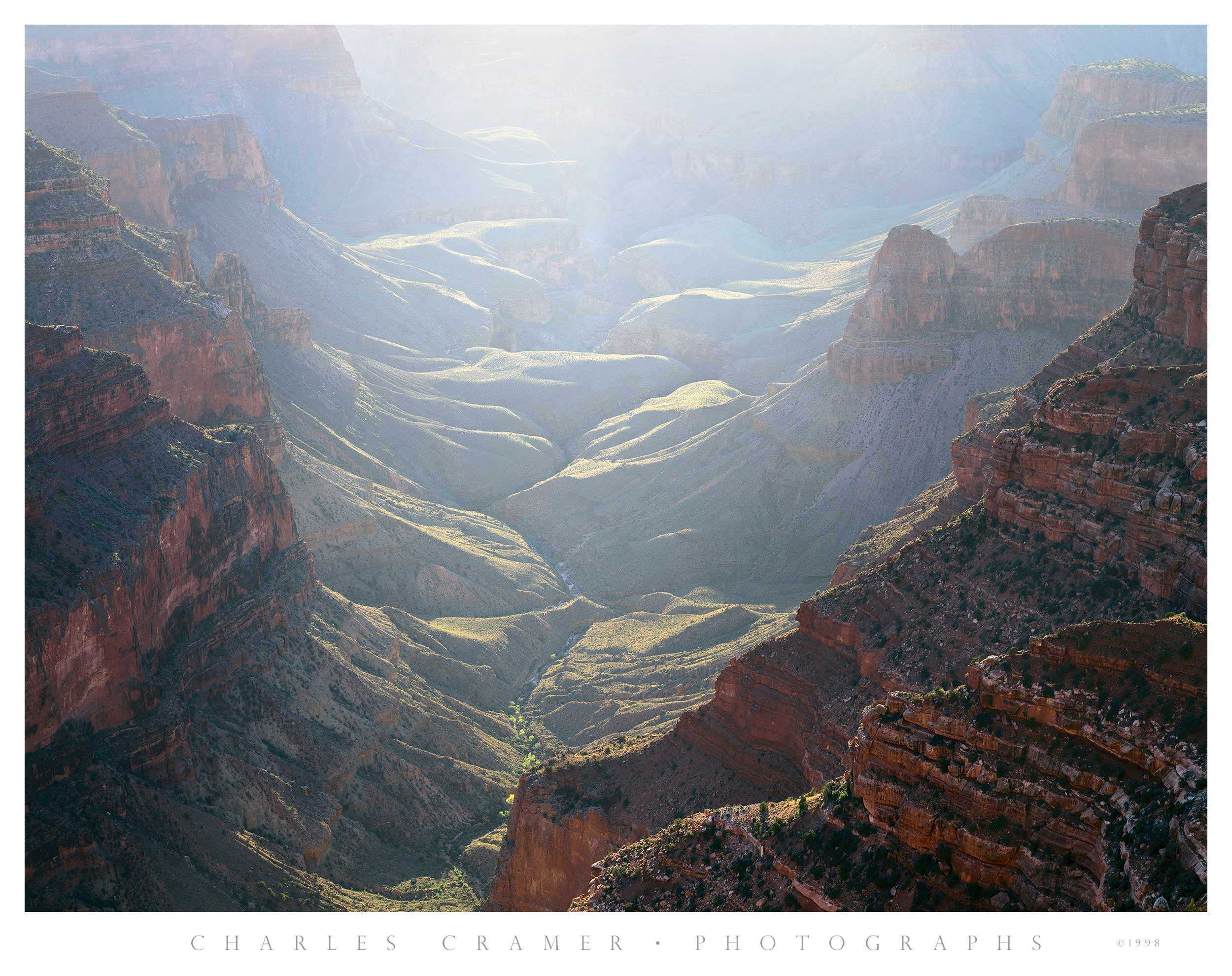 Late Afternoon Light, Cape Royal, Grand Canyon