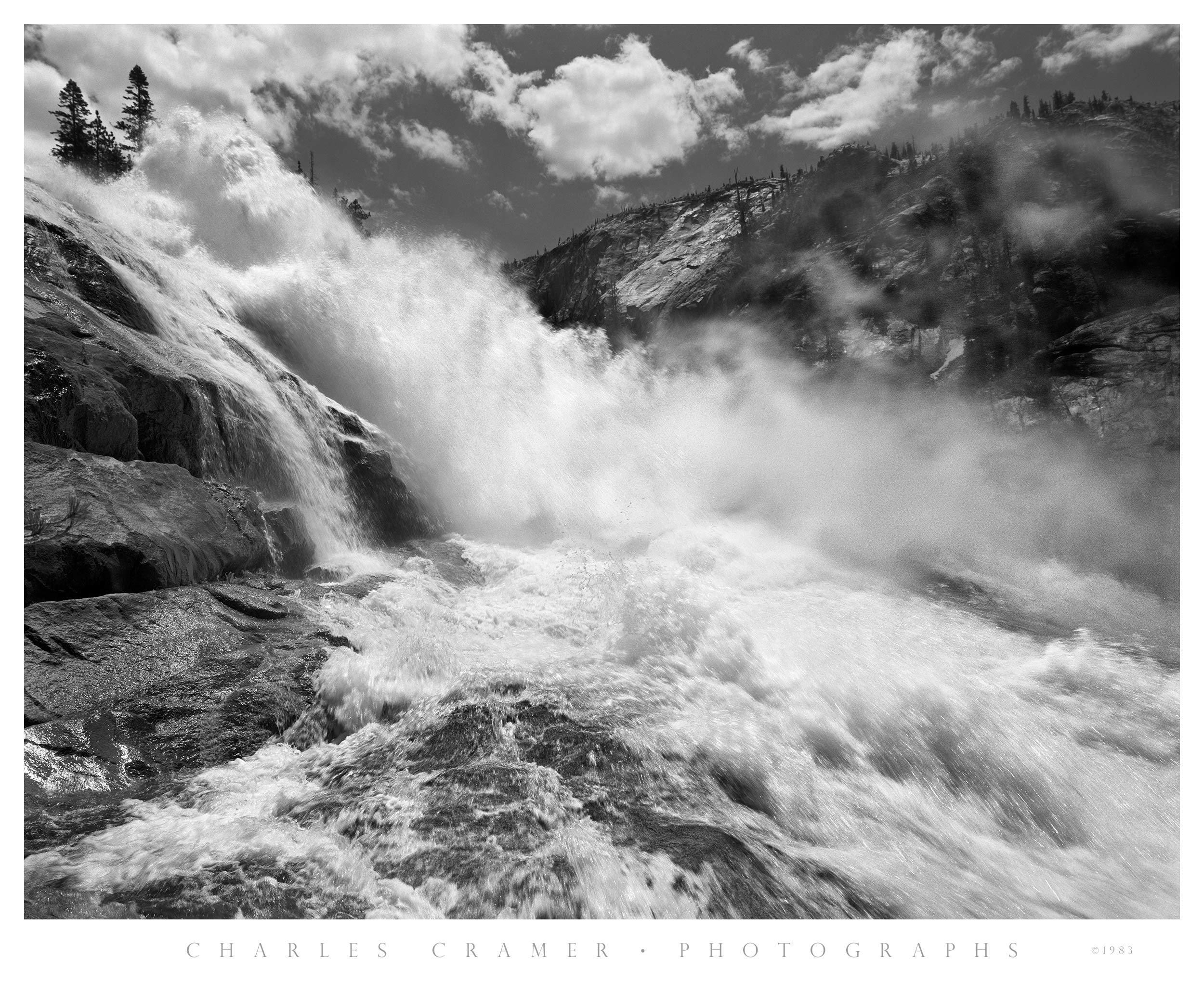 Le Conte Falls, Tuolumne River, Yosemite